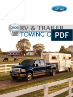 2006 RV and Trailer towing guide