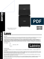 Laney GHS412IS Cabinet