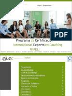 Coaching Formacion