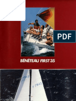 BENETEAU FIRST 35 BROCHURE
