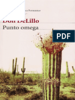 De Lillo, Don - Punto Omega