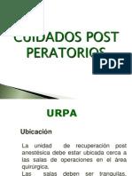 Cuidados Post Operatorio Miha Urpa