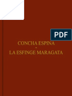 Concha Espina Esfinge Maragata
