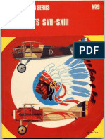 Osprey Aircam Aviation Series 09 - Spad Scouts SVII-SXIII