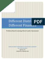 pbl finance 723