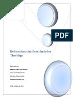 Definición y clasificación de los Therbligs Engargolado