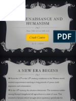 chapter 1 the renaissance and humanism