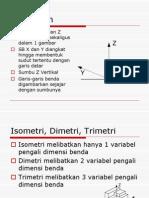 aksonometri
