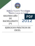 Ejercicios accesPrc3a1cticos de Excel 2a1