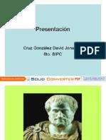 Presentación1 Aristoteles