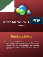 Teoria Mecanico - Cuatica Equipo 4