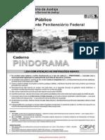 Prova - Agente Penitencipario Federal 2005