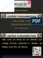 06 - LESÕES FUNDAMENTAIS - Parte 1