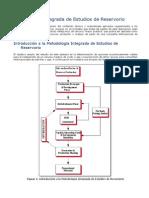 Metodología Integrada de Estudios de Reservorio