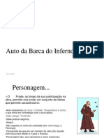 Auto Da Barca Do Inferno FRADE