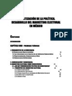 MEDIATIZACIÓN DE LA POLÍTICA