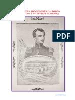 Capitan Abdon Senen Calderon Garaycoa y Su Estirpe Gloriosa