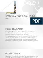 chapter 5 imperialism and colonization