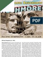 Album Booklet - Daugherty m Mount Rushmore Radio c