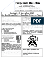2013-11-24 - Christ the King Year C