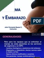 Trauma y Embarazo