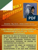 Economia y Desarrollo Clase 2