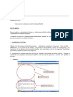 practica 2  Introducción al matlab