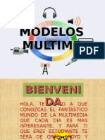 Modelos Multimedia. Vladimir Carmona