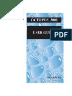 Octopus 3000 Manual v 22