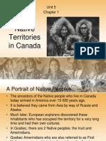 unit 5 native territories in canada