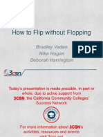 How to Flip without Flopping