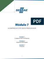 Analise Da Empresa e Processos