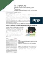 Guia Comienzo Herbalife (1)