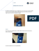Cambiar FTDI Breakout de 3.3V a 5V