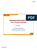 SBC3363-OCW 13 Safety Training Programme [Compatibility Mode]