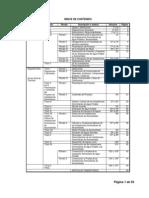 Reglamento de Instalaciones Domiciliarias de Agua Potable y de Alcantarillado (RIDAA)