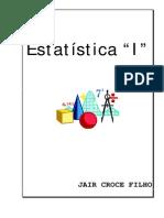 Apostila Estatistica I