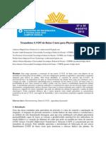 Transdutor LVDT Baixo Custo Para Phytomonitoring Verificado
