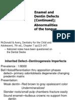 Lecture 2 761 Pediatric Dentistry 2011
