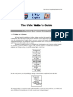 English Writing UVic English