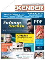Indian Weekender Issue #112
