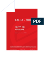 Service Manual Talea Odea Rev 032