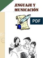 1RA SESIÓN - LA COMUNICACIÓN