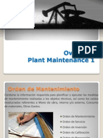 Mantenimiento Pm Sap31