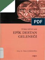 Türk Dünyasi Epik Destan Gelenigi_özkül Cobanoglu