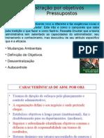 Administração Por Objetivos (Peter Drucker)