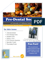2013Fall UCSC PDS Issue04 Newsletter