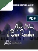 Shalat-Malam di Bulan Ramadhan