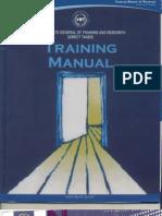 D.O.T  Training Handbook