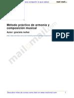 Anonimo - Metodo Practico de Armonia y Composicion